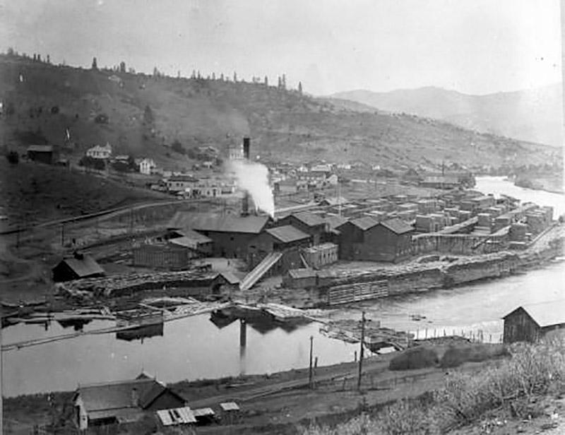 Klamath History: Salmon Always Find a Way