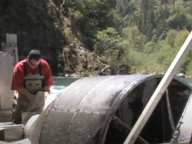 Yurok Tribe Restoration Projects in Lower Klamath River