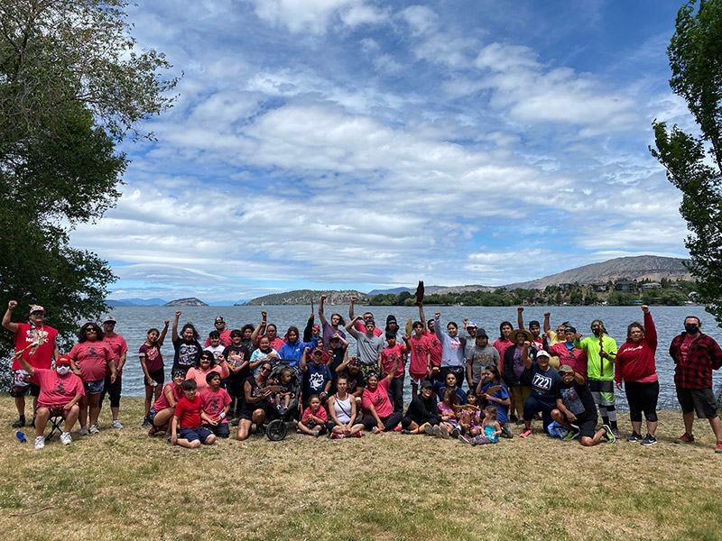 Salmon Run 2021: Prayer, Unity, and a call for Restoration
